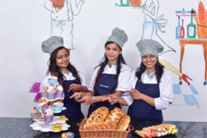 3 MONTHS DIPLOMA CONFECTIONERY & BAKING COURSE